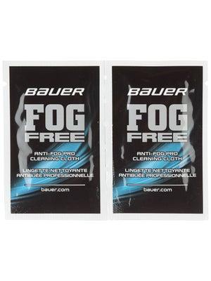Bauer Fog Free Cloths 2-Pack