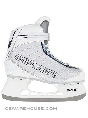 Bauer Flow Girl's Recreational Ice Skates