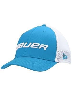 Bauer Mesh Back NewEra 39Thirty Stretch Fit Hats Jr