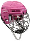 Bauer IMS 5.0 Pink Hockey Helmet w/Cage