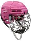Bauer IMS 5.0 Pink Hockey Helmet w/Cage