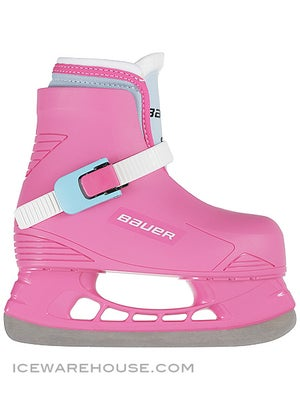 Bauer Lil Angel Youth Recreational Ice Skates