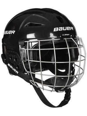 Bauer Lil Sport Helmets w/Cage Yth