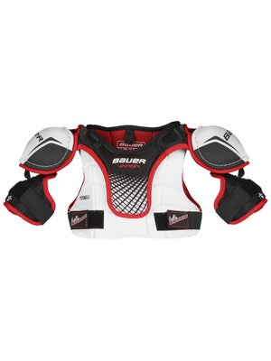 Bauer Vapor Lil Rookie Hockey Shoulder Pads Yth