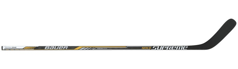 Bauer Supreme TotalOne MX3 Grip Hockey Sticks Jr Left