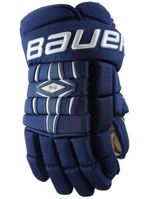 Bauer Nexus 1000 4 Roll Hockey Gloves Sr