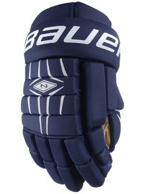 Bauer Nexus 400 4 Roll Hockey Gloves Jr