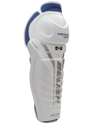 Bauer Nexus 4000 Hockey Shin Guards Jr