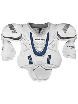 Bauer Nexus 6000 Hockey Shoulder Pads Jr