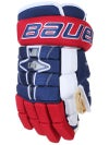 Bauer Nexus N9000 Ltd Edt 4 Roll Hockey Gloves Jr