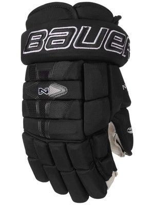 Bauer Nexus N9000 4 Roll Hockey Gloves Sr