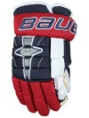 Bauer Nexus N9000 4 Roll Hockey Gloves Jr