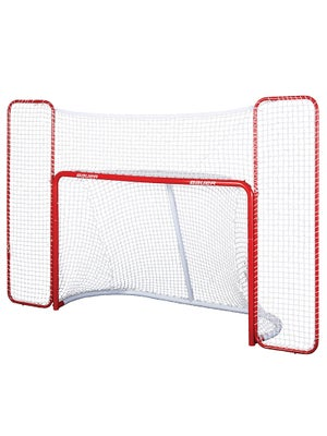 Bauer Official Performance Steel Goal With Backstop