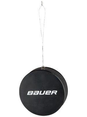 Bauer Puck Holiday Ornament