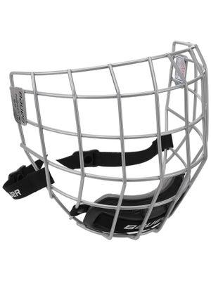 Bauer Profile II Silver Hockey Helmet Cage