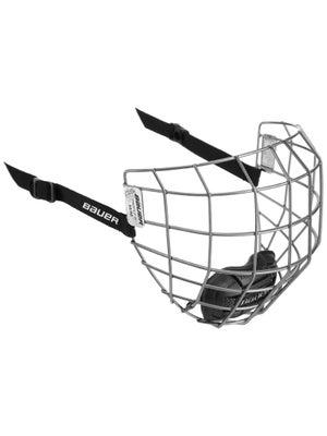 Bauer Profile III Silver Hockey Helmet Cage