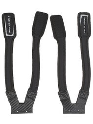 Bauer RP Prodigy Goalie Leg Pad Toe Straps 2-Pack - Inline Warehouse