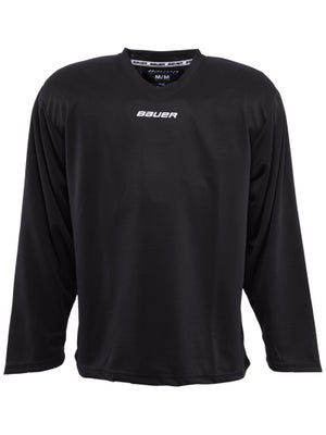 Bauer Core 6001 Practice Hockey Jersey Black Jr