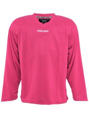 Bauer Core 6001 Practice Hockey Jersey Pink Sr XXL
