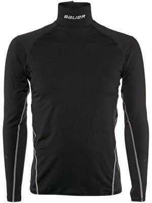 Bauer NG 37.5 Premium NECKPROTECT Perf L/S Shirt Sr