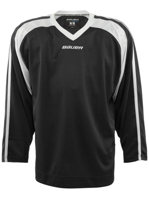 Bauer Premium 6002 Hockey Jersey Black Sr SMALL & XXL