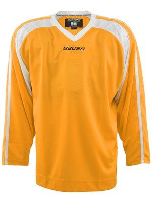 Bauer Premium 6002 Hockey Jersey Gold Sr