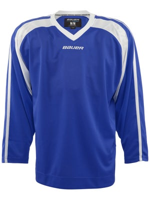 Bauer Premium 6002 Hockey Jersey Royal Sr