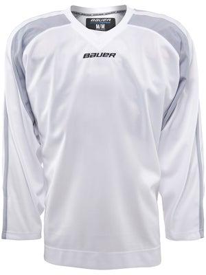Bauer Premium 6002 Hockey Jersey White Sr