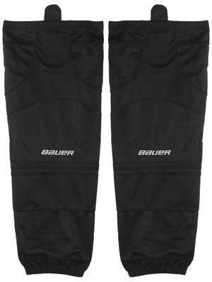 Bauer Premium Ice Hockey Socks Black Sr L/XL