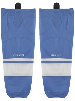 Bauer Premium Ice Hockey Socks Columbia Jr
