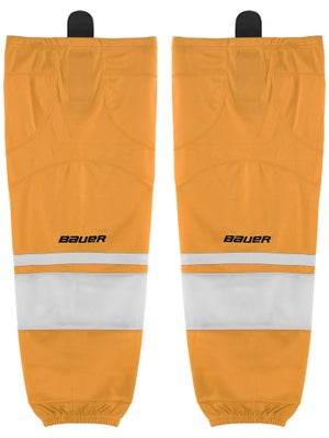 Bauer Premium Ice Hockey Socks Gold Jr