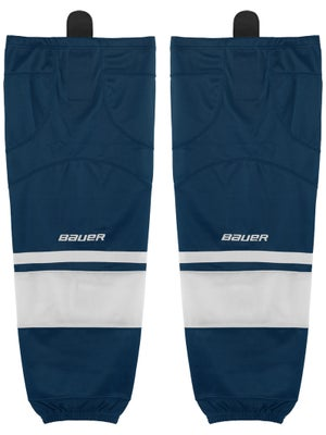 Bauer Premium Ice Hockey Socks Navy Jr