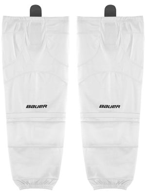 Bauer Premium Ice Hockey Socks White Sr