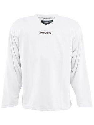 Bauer Core 6001 Practice Hockey Jersey White Sr
