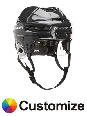 Bauer RE-AKT 100 Hockey Helmet Custom Colors