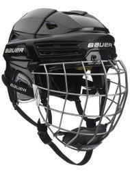 Bauer RE-AKT 200 Hockey Helmet w/Cage - Ice Warehouse