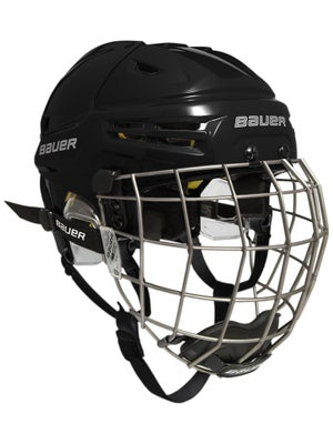 1641d0dd050 Bauer RE-AKT Helmets w Cage