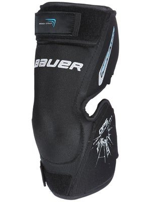 Bauer Reactor Goalie Knee Guards Sr