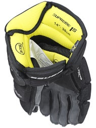 Bauer Supreme 1S Hockey Gloves - Ice Warehouse