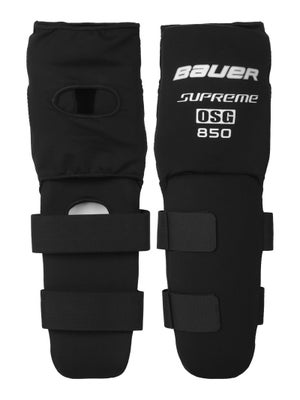 Bauer Supreme 850 Official's Referee Shin Guards