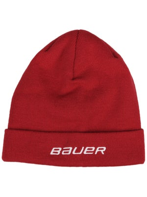 Bauer Team Cuffed Knit Beanies