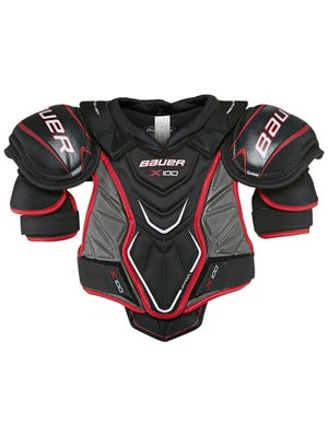 Bauer Vapor X100 Hockey Shoulder Pads Jr