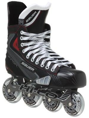 Bauer Vapor X40R Roller Hockey Skates Sr Sz 8