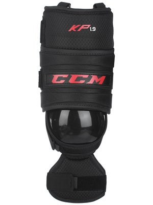 CCM 1 9 Goalie Knee Protector Senior