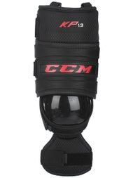 bd5d9326623 CCM 1.9 Goalie Knee Protector Intermediate - Inline Warehouse