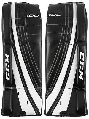 CCM 100 Series Street Goalie Leg Pads Sr