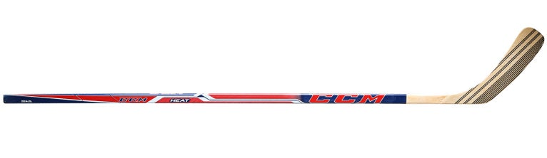 CCM Heat 252 ABS Wood Hockey Sticks Yth