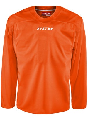 71a401a9eb2 CCM 6000 Practice Jersey Orange/White