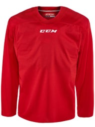 13565a5c8f3 CCM 6000 Practice Hockey Jersey - Red/White - Ice Warehouse