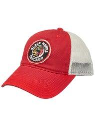 7456f0fc1b5 Chicago Blackhawks CCM Adjustable Slouch NHL Hat - Ice Warehouse